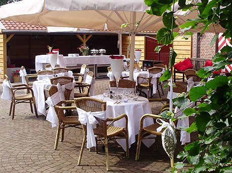 Trouwlocatie Restaurant
