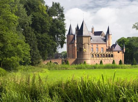 Trouwen op kasteel heeswijk de mooiste trouwlocaties - Eigentijds buitenkant terras ...